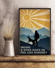 Hiking And Dogs 16x24 Poster lifestyle-poster-3