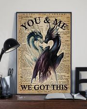 Family You And Me We Got This 16x24 Poster lifestyle-poster-2
