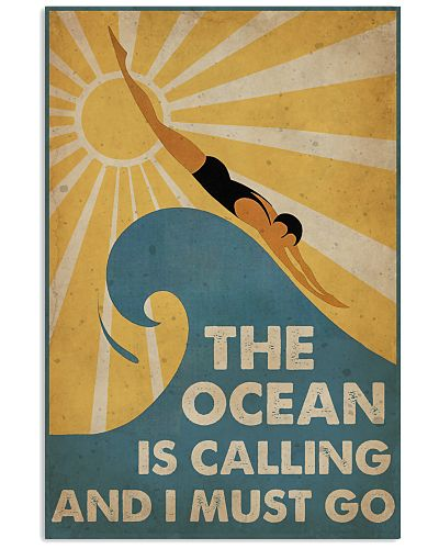 Swimming The Ocean Is Calling 2