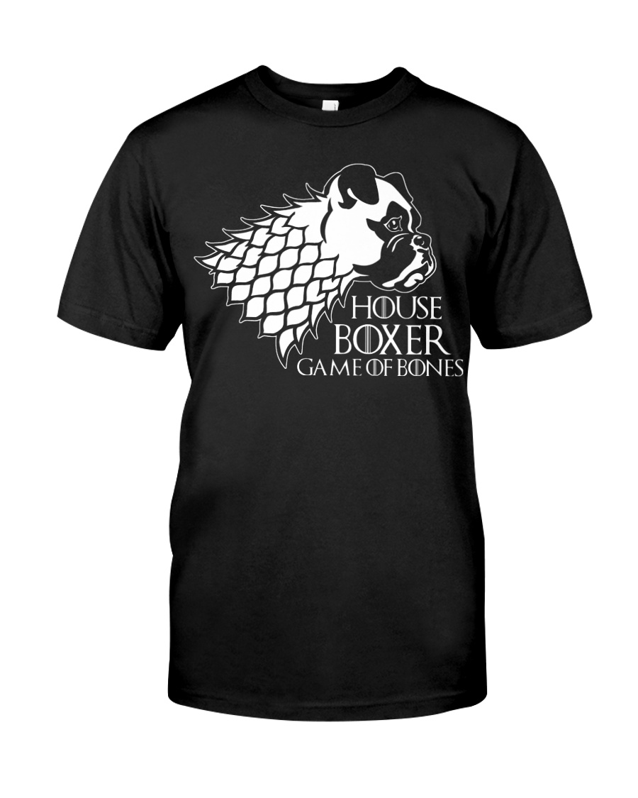 House boxer Classic T-S