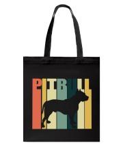 Pitbull Tote Bag thumbnail