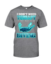 I don't need therapy Classic T-Shirt thumbnail