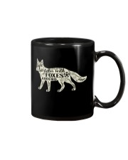 Life is better with foxes around Mug thumbnail