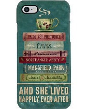 Book Happily Ever After Phone Case i-phone-8-case