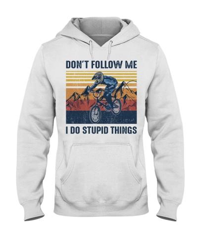 Cycling Don't Follow me