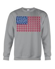cat flag Crewneck Sweatshirt thumbnail