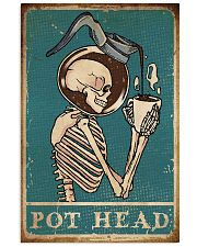 Coffee Pot Head 16x24 Poster front