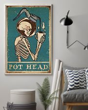 Coffee Pot Head 16x24 Poster lifestyle-poster-1