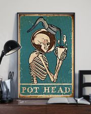 Coffee Pot Head 16x24 Poster lifestyle-poster-2