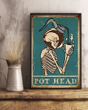 Coffee Pot Head 16x24 Poster lifestyle-poster-3