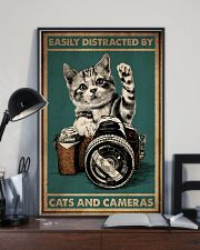 Cats And Cameras 16x24 Poster lifestyle-poster-2