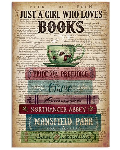 Jane Austen Just A Girl Who Loves Books