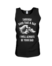 Though good time and bad Unisex Tank thumbnail