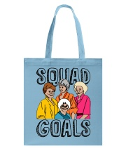 Squad Goals Tote Bag front