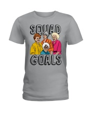 Squad Goals Ladies T-Shirt thumbnail