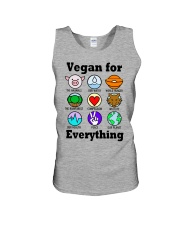 Vegan for everything Unisex Tank thumbnail