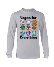 Vegan for everything Long Sleeve Tee thumbnail