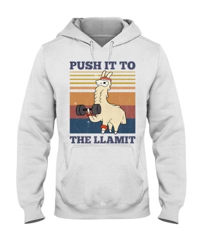 Fitness Push It To The Llamit