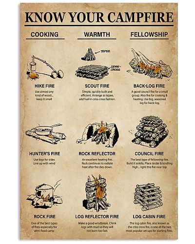 Camping Know Your Campfire