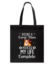 Corgi mom Tote Bag thumbnail