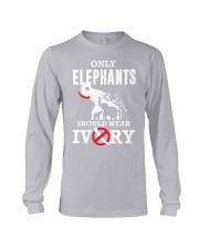 Only elephants Long Sleeve Tee thumbnail