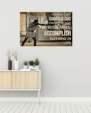 Boxing Accomplish Nothing In Life  36x24 Poster poster-landscape-36x24-lifestyle-01