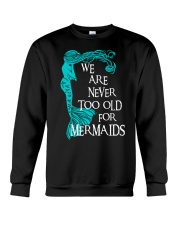 Mermaid  Crewneck Sweatshirt thumbnail