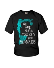 Mermaid  Youth T-Shirt thumbnail