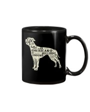 Life is better with american bulldogs around Mug thumbnail