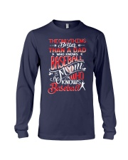 Baseball Mom Long Sleeve Tee thumbnail