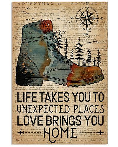 Hiking Love Brings You Home
