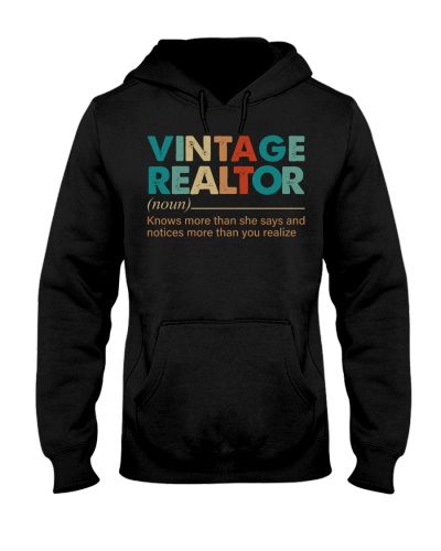 Realtor Vintage