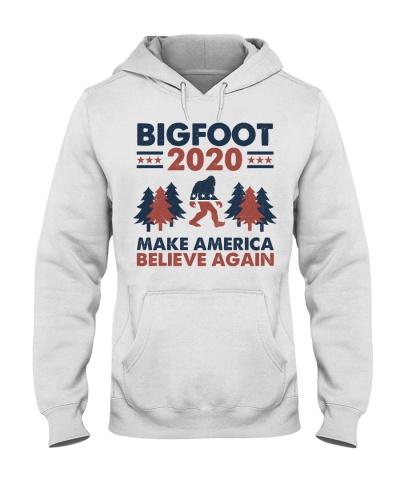Election Vote Bigfoot 2020