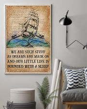 Book Our Little Life 16x24 Poster lifestyle-poster-1