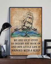 Book Our Little Life 16x24 Poster lifestyle-poster-2
