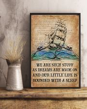 Book Our Little Life 16x24 Poster lifestyle-poster-3