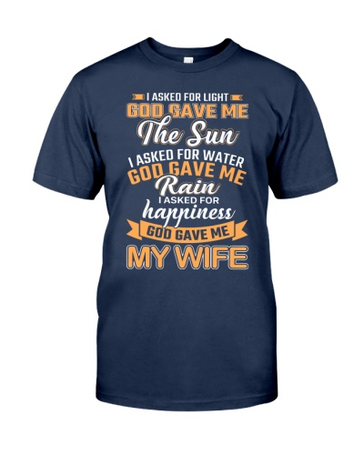 God Gave Me My Wife