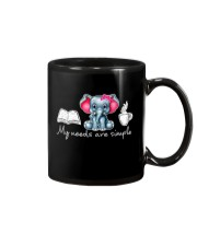 My needs are simple Mug thumbnail