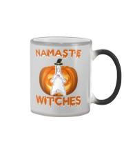 Namaste witches Color Changing Mug thumbnail