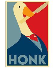 Goose Game Honk 16x24 Poster front