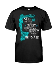 The Spirit of a Mermaid Classic T-Shirt front