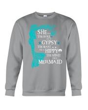 The Spirit of a Mermaid Crewneck Sweatshirt thumbnail
