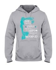 The Spirit of a Mermaid Hooded Sweatshirt thumbnail