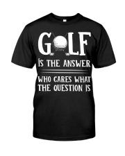 Golf Classic T-Shirt front