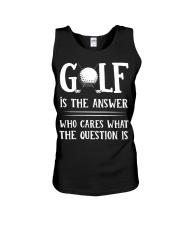 Golf Unisex Tank thumbnail
