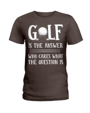 Golf Ladies T-Shirt thumbnail