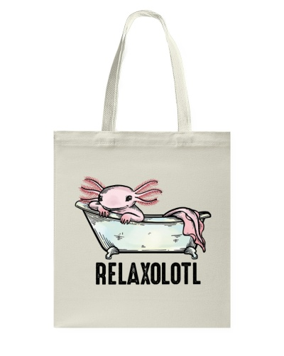 Animal Relaxolotl