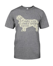 Life is better with clumber spains around Classic T-Shirt thumbnail