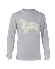 Life is better with clumber spains around Long Sleeve Tee thumbnail