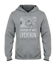 Weapons of mass  Hooded Sweatshirt thumbnail